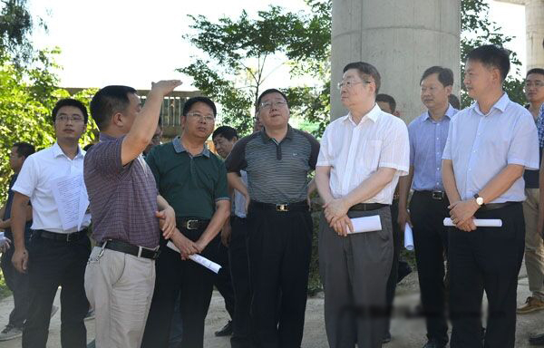 李茂森在调研广巴广陕连接线建设时强调:加强协调